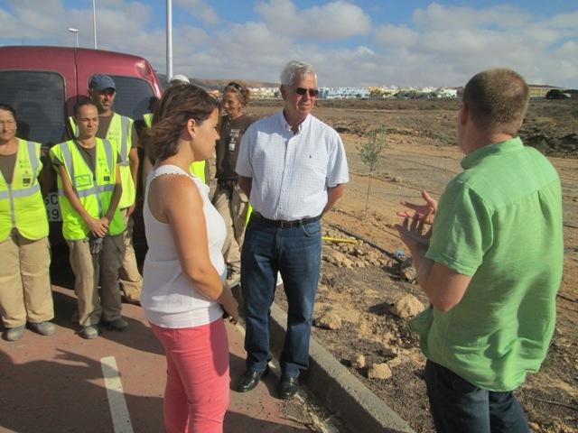 Proyecto de formación en alternancia con el empleo en Puerto del Rosario
