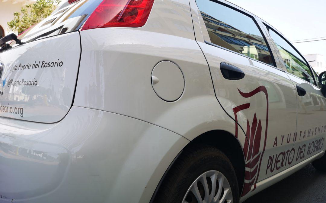 A licitación la contratación de los servicios de limpieza de vehículos municipales