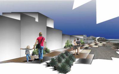 El Ayuntamiento acondicionará el paseo litoral y la piscina natural de El Charco